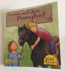Ferien auf dem Ponyhof